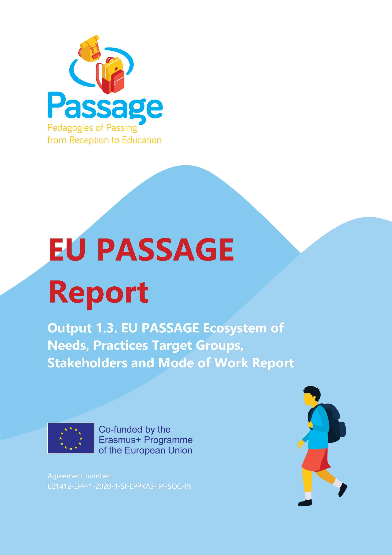 eu passage report cover