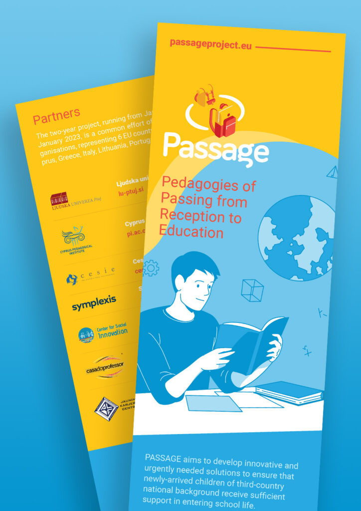 passage brochure featured image